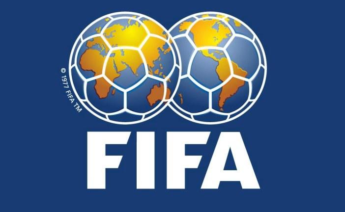 Fifa bans African administrators