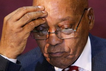 Zuma's refusal to quit puts South Africa's economy on an even weaker footing