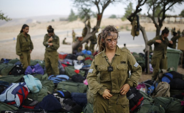 Israeli Defence Force struggles to promote women's equality in the face of religious opposition