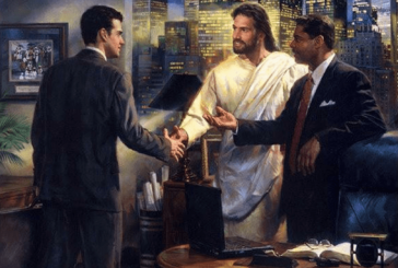 Jesus Christ, businessman: From John Humphrey Noyes to Donald Trump