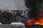 Gasolinazo: Protests erupt across Mexico after 20% hike in gasoline prices