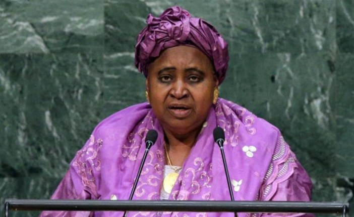 Vice President Saidy quits, abandoning Yahya Jammeh