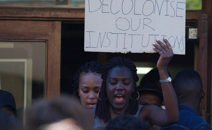 South African universities won't change unless mindsets start to shift