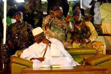 How The Gambia is testing West Africa's resolve to protect democracy