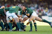 Joost, South Africa's rugby warrior who transcended the game he loved