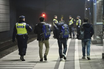 Swedish immigration is not out of control – it's actually getting more restrictive