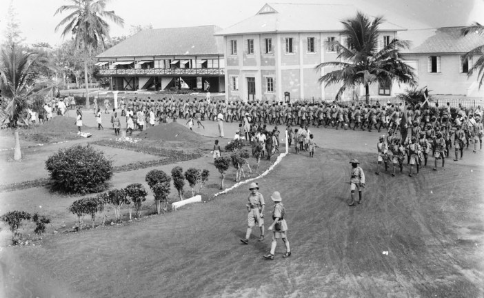 Ghana: life in the Capital Accra a century ago before independence