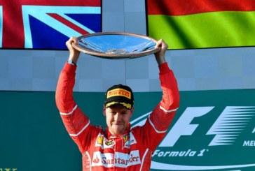 Australian Grand Prix 2017: Sebastian Vettel wins