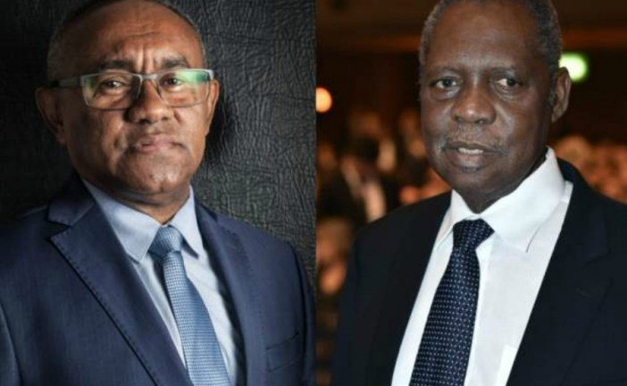 HAYATOU DEFEATED: Ahmad ends Issa Hayatou's 29-year African football reign
