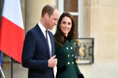 The Duke and Duchess of Cambridge, Prince William and Kate Middleton In Paris