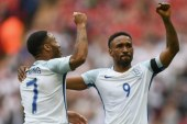 World Cup 2018 qualifiers:  England 2-0 Lithuania
