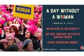 International Women's Day: A day without women