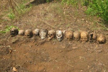 Mass graves found in Democratic Republic of Congo