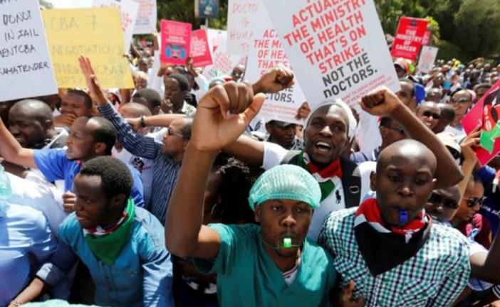 Kenya doctors end strike after deal with government