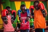Kenya's girl boxers