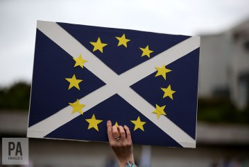 Scotland heads towards a second independence referendum