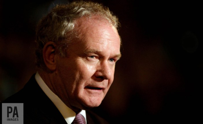 Martin McGuinness: the IRA commander who walked down a political
