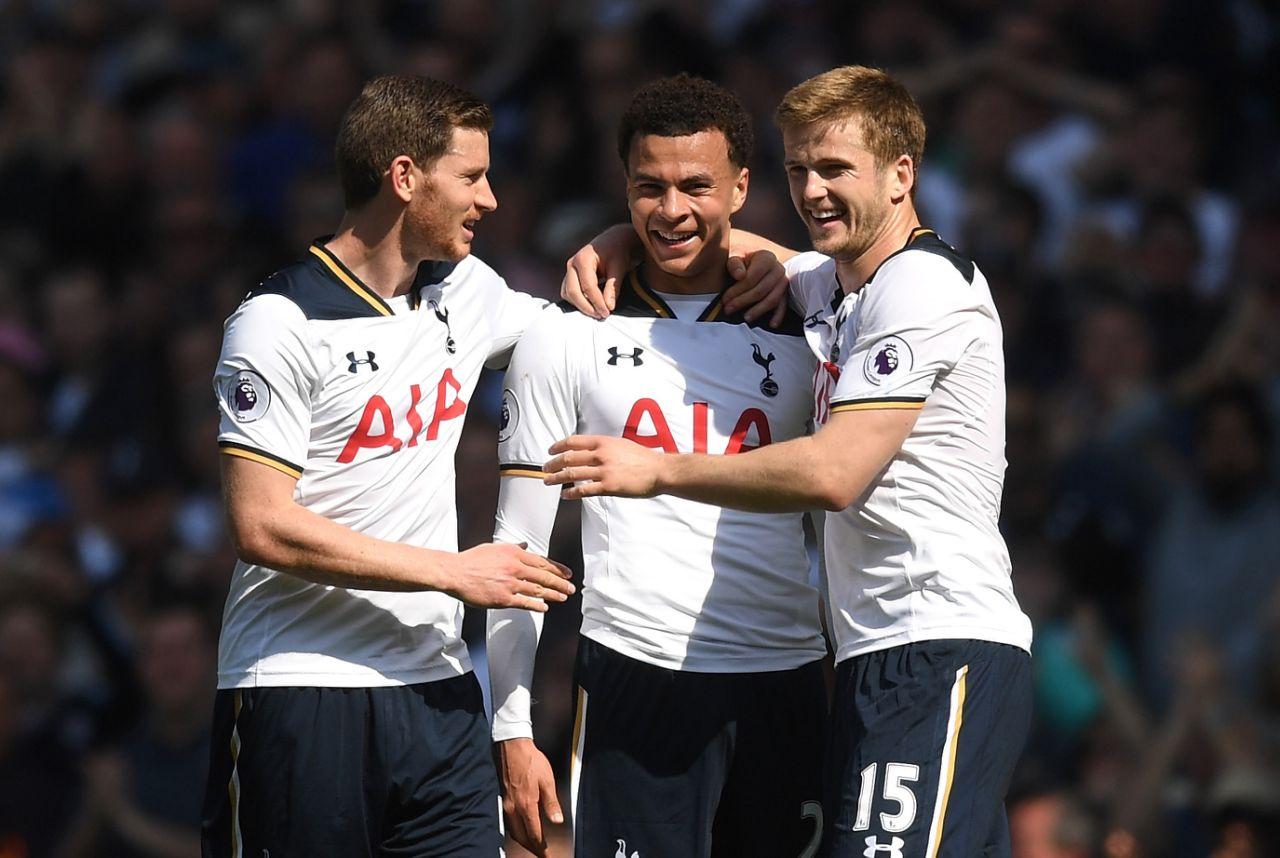 EPL: Tottenham  4-0 Watford