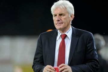 Hugo Broos wants to stay as Cameroon coach