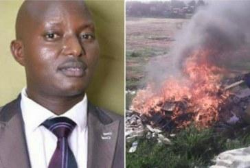 Ugandan pastor 'denies burning Bibles'