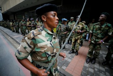 ANC military veterans and the threat to South Africa's democracy