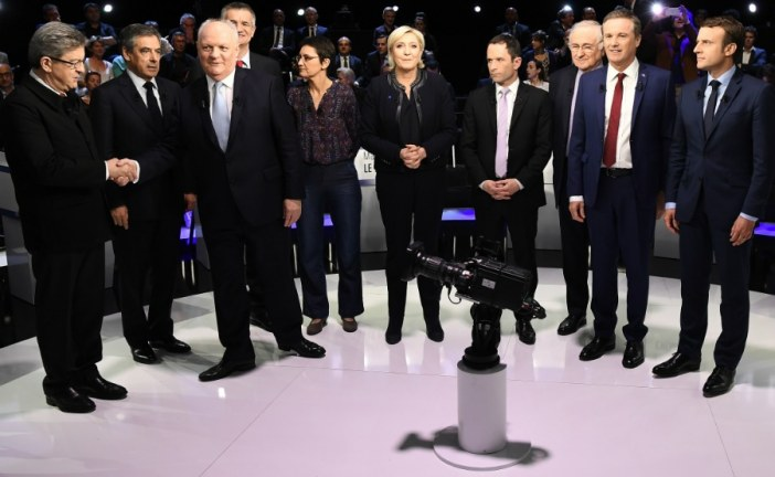 The French election: Who are the candidates for President?