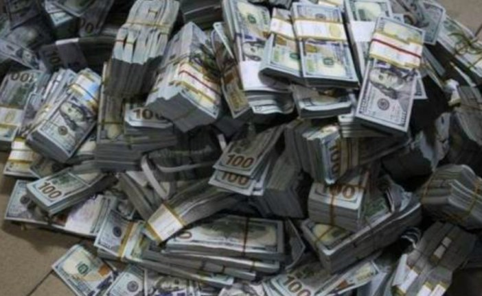 Piles of cash keep turning up in Nigeria