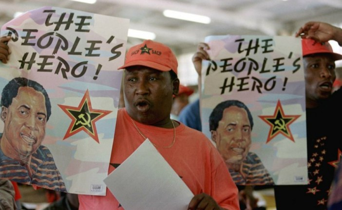 Remembering South African struggle hero Chris Hani: lessons for today