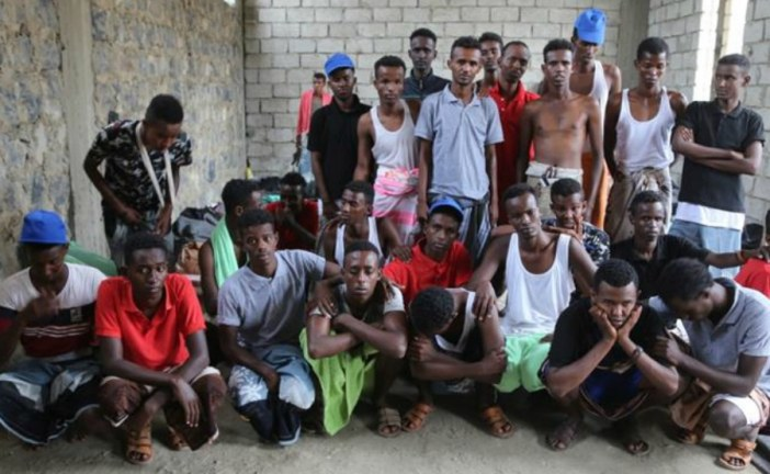 Why are African men and women still fleeing to Yemen?