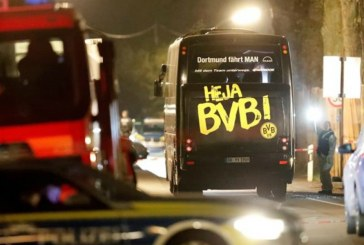 28 year old German-Russian gambler arrested in Dortmund team bus attack