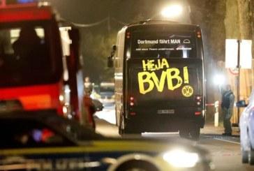 28 year old German-Russian gambler arrested in Dortmund team bus attack
