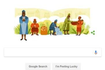 Google Doodle honours Ghana's Aunty Ocloo