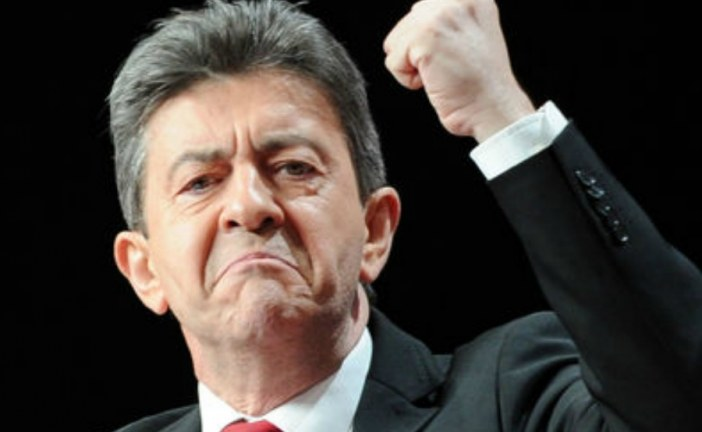 leftist Jean-Luc Mélenchon soars in French election polls