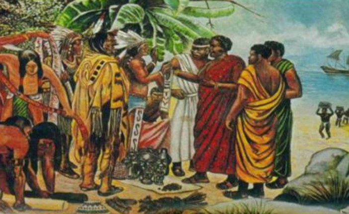 Before Columbus: How Africans Brought Civilization to America