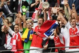 FA Cup UK: Arsenal 2-1 Chelsea