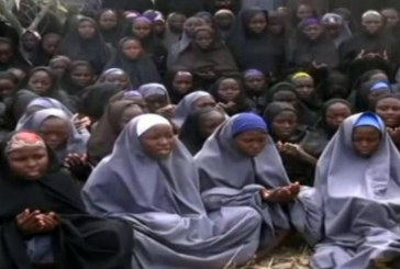 82 abducted Chibok girls freed by Boko Haram in Nigeria