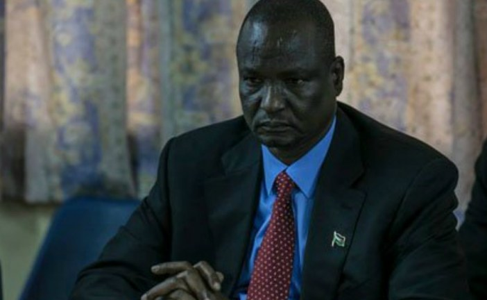 South Sudan VP Taban Deng Gai's convoy attacked
