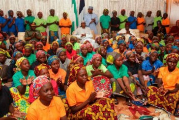 Nigeria Chibok girls: One of the Chibok girls chose to stay with her husband instead of being freed