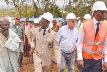 Bamenda University Teaching Hospital: Construction Works Begin