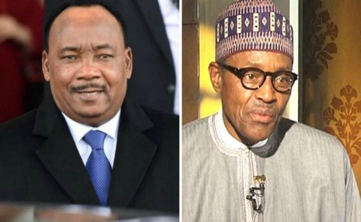 Niger president's visit to Nigeria postponed
