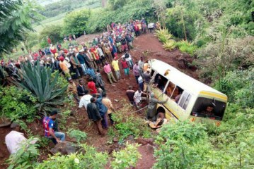 School bus accident in Tanzania kills dozens
