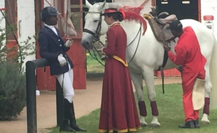 The black jockeys shaking up South Africa's horse riding scene