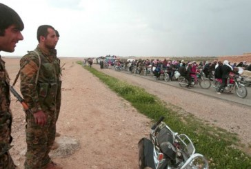 Kurdish forces 'take 90 percent' of Syria's Tabqa