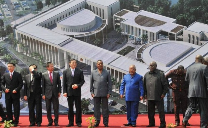 China to build Congo's new €50Million  Parliament for free