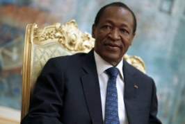 Blaise Compaore ex-leader of Burkina Faso goes on trial