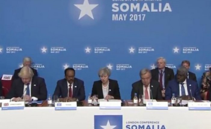 Major Somalia conference begins in London