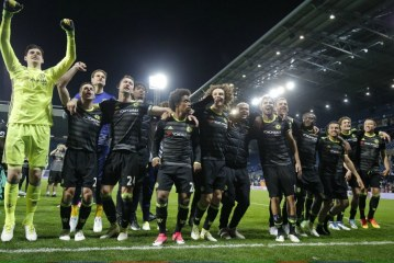 Chelsea win Premier League title: West Brom 0 – 1 Chelsea