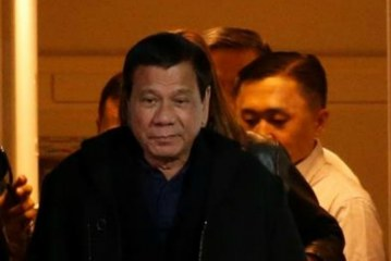 Duterte declares martial law after Mindanao attack