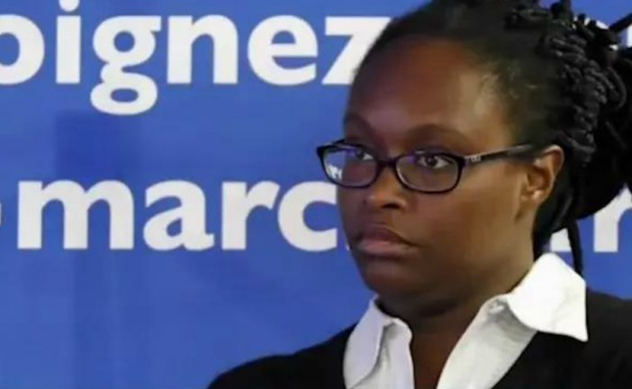 French president-elect Emmanuel Macron names Sibeth Ndiaye as press secretary