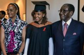 Mugabe's daughter appointed to censorship board